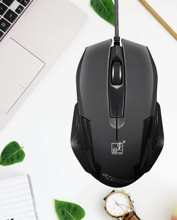Portable USB connection adjustable game mouse