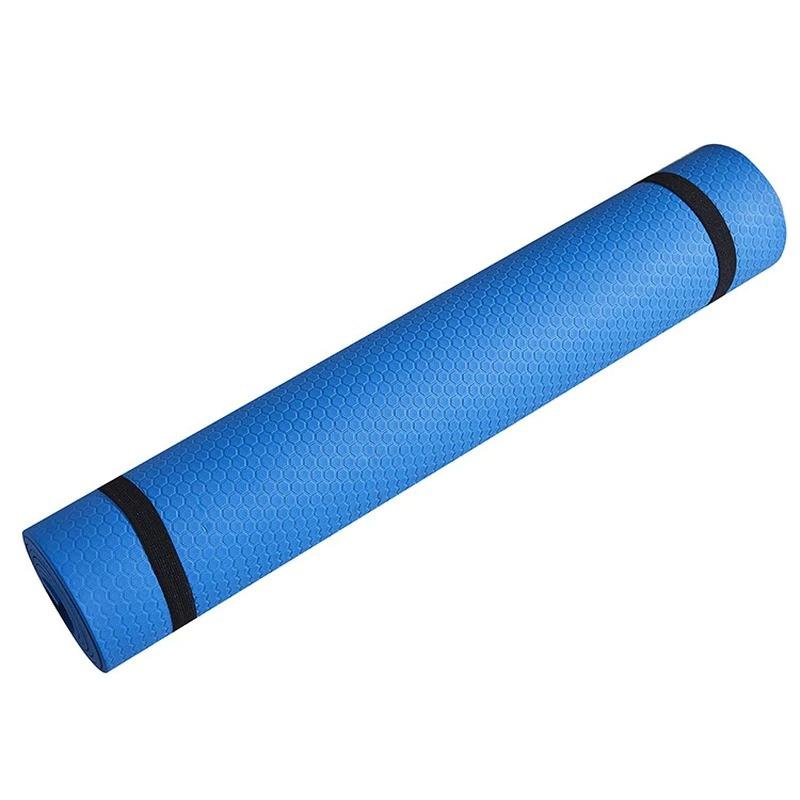 Yoga Mat Anti-skid blue