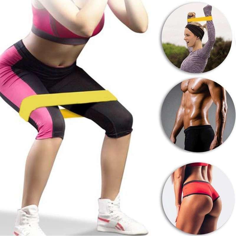 elastic bands workouts
